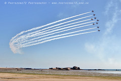 0832 Phoenix (photozone72) Tags: jersey airshows aircraft airshow aviation redarrows reds redwhiteblue raf rafat canon canon80d 80d 24105mmf4l canon24105f4l