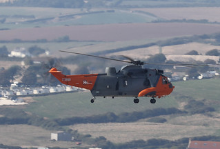 Augusta Westland Sea King HAS 1 XV666 Heli Operations 006-1