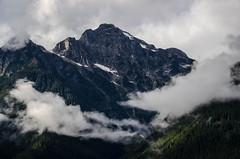 North Cascades (rmstark3) Tags: north cascades national park mountain clouds snow glacier washington dramatic forest trees