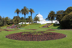 Conservatory of Flowers (russ david) Tags: conservatory flowers golden gate park victorian glass greenhouse june 2018 architecture botanical garden san francisco ca california