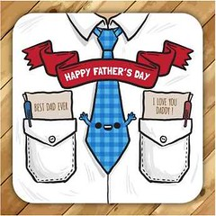 free vector happy father's day Shirt With Pockets background (cgvector) Tags: