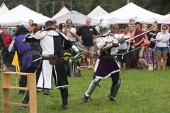 The Mysterious Knight (Itinerant Wanderer) Tags: pennsylvania buckscounty wrightstown villagerenaissancefaire