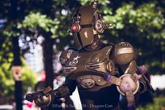 SP_81536 (Patcave) Tags: dragon con dragoncon 2018 dragoncon2018 cosplay cosplayer cosplayers costume costumers costumes assaultron fallout videogame