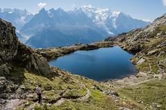 Hikking to the  chéserys lacs (raph83) Tags: chamonix chéserys hikking mont blanc