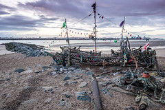 Sunrise at The Black Pearl, New Brighton (9th Sept 2018) (Mark Carline) Tags: fort fortperchrock newbrighton theblackpearl wallasey perch rock
