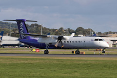 DHC-8-402 G-JECP Flybe (Mark McEwan) Tags: dehavillandcanada dehavilland dash8 dhc8 dhc8402 q400 gjecp flybe edi edinburghairport edinburgh aviation aircraft airplane airliner bombardier