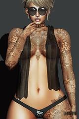 Me (Milena Inaka ♥) Tags: bbos rebel gel vanity carolg tatto events slblog blogsl secondlife