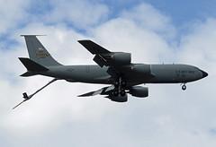 US Air Force KC-135R Stratotanker AFRC 23556 (EK056) Tags: us air force kc135r stratotanker afrc 23556 kleine brogel base ebbl belgian days 09092018