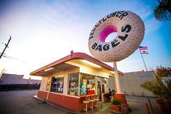 Bellflower Bagels (Thomas Hawk) Tags: america bellflowerbagels california losangeles usa unitedstates unitedstatesofamerica bagel donut fav10 fav25 fav50 fav100