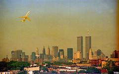 New York (Thom Sheridan) Tags: thomsheridan newyork ny 1987 worldtradetowers old vintage film 911