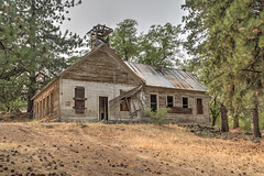 Old School House (BP3811) Tags: 2018 august halfway hellscanyon oregon