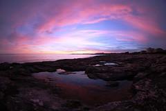 IMG_6540 Sunset, Sa Rapita (Fernando Sa Rapita) Tags: baleares mallorca sarapita sunset puestadesol atardecer sky cielo clouds nubes sea mar canon eos6d samyang samyanglens samyang12mm fisheye ojodepez canoneos