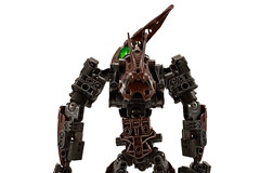 Skrall Infantry (Toa Slim 2014) Tags: bionicle lego legography photography toy toyphotography skrall glatorian moc revamp