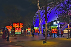Moonfest (chooyutshing) Tags: lanterns decorations lightedup moonfest2018 midautumnfestival attractions celebrations esplanadewaterfront marinabay singapore