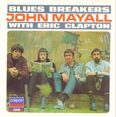 John Mayall Blues Breakers. (Paris-Roubaix) Tags: john mayall eric clapton blues breakers the beano classic albums