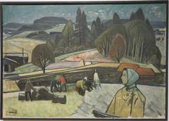 20170718 Estonie Tallinn - KUMU Musée d'Art estonien -001 (19) (anhndee) Tags: etatsbaltes estonie tallinn painting painter peinture peintre