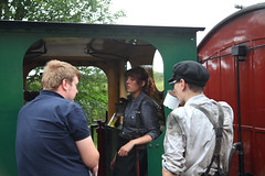 Beamish Museum (twm1340) Tags: 2018 beamish museum county durham england uk train steam railroad railway hudswell clarke 060 bsc 1938