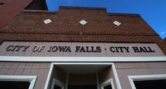 City Hall (pics by ben) Tags: iowafalls iowa ellsworth hardin walk northiowa iowariver midwest