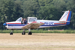 PH-LFC (QSY on-route) Tags: phlfc old timer fly drive in 2018 schaffen diest ebdt 11082018