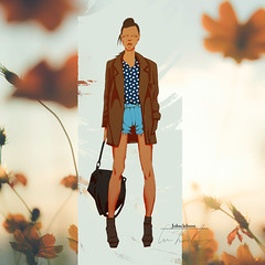 fashion_3_ (jobsclebson) Tags: fashion model outfit sketch clothing clothes