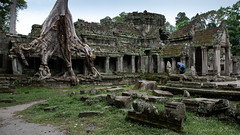 Preah Khan (Agnieszka D.Reece) Tags: monastery sightseeing temple old architecture ancient