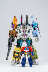 DSC07719 (KayOne73) Tags: iron factory combaticons bruticus combiner legends class war giant
