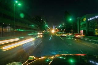 Wilshire Traffic