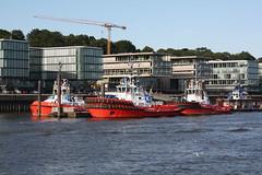 Hamburg: (Helgoland01) Tags: hamburg elbe river fluss deutschland germany schiff ship schlepper tug