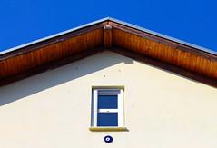 housing (hcanorhan) Tags: turkey istanbul büyükada prince islands turkish housing old new contrast roof wood window blue sky travel classic