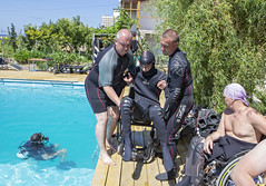 Крым: дайвинг без границ (KnyazevDA) Tags: diver disability disabled diving amputee paraplegia paraplegic scuba sea undersea underwater owd open water князевдмитрий dmitryknyazev