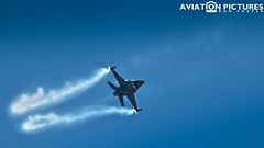 Into The Blue (Aviation-Pictures.co.uk) Tags: nato aircraft fast jet military aviation pictures dan foster