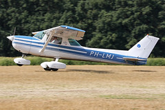PH-LMJ (QSY on-route) Tags: phlmj old timer fly drive in 2018 schaffen diest ebdt 12082018