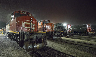 Saturated EMD's