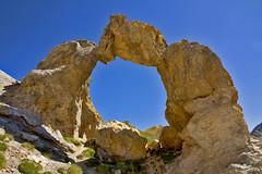 Arc de Tortisse (bormanus_sv) Tags: terrerousse parcodelmercantour escursione camminata francia france arc sky blu erosione cielo arco roccia lemercantour colledelferro altavalledellatinee alpimarittime