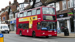 Pinner Piece Of History Up (londonbusexplorer) Tags: metroline travel volvo b7tl plaxton president vp616 lk04uwy h12 south harrow stanmore station tfl london buses
