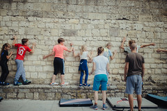 Workshop Buildering (door Arcus College fotograaf Dani Silvia)