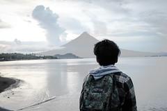 Majestic Mayon Volcano (elpijo019photos) Tags: mayon mayonvolcano volcano jansport nature bicol philippines albay legazpi perfect cone clouds