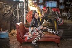 Annotopia 2018 (DeanB Photography) Tags: annotopia steampunk punk rotten raptor fantasy festival rotenburg dampf kostüme menschen model canon starwars kriegerin face portrait skuril antik geil hammer