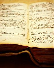 Written word DoF (Jaedde & Sis) Tags: book paper old words sriting dof challengegamewinner unanimous challengefactorywinner thechallengefactory flickrchallengewinner flickrchallengegroup