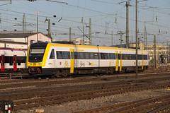 DB 612 021 Basel Bad (daveymills37886) Tags: db 612 021 basel bad regio baureihe