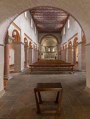St. Lucius in Werden (ulrichcziollek) Tags: nordrheinwestfalen essen werden kirche kirchen frühromanisch romanik romanisch basilika