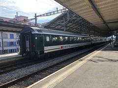 Bpm 51 (Kevin Biétry) Tags: trench treno zug train iphonex suisse lausannetrainstation lausanne sbbcffffs ffs cff sbb b50 bpm51 51 bpm