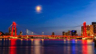 Moonshine city @ Rotterdam