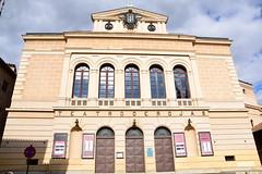 Teatro de Rojas (Toledo, Castilla-La Mancha, España, 11-6-2018) (Juanje Orío) Tags: 2018 toledo provinciadetoledo castillalamancha españa espagne espanha espanya spain teatro theatre patrimoniodelahumanidad worldheritage biendeinteréscultural