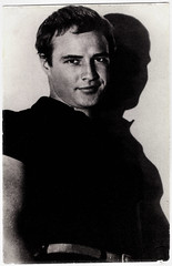Marlon Brando (Truus, Bob & Jan too!) Tags: marlonbrando marlon brando hollywood actor american filmstar cinema film movies vintage postcard postkarte carte postale cartolina tarjet postal postkaart briefkarte briefkaart ansichtskarte ansichtkaart mgm metrogoldwynmayer
