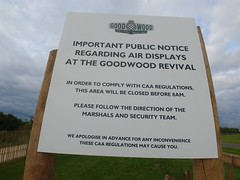 Important Public Notice, Goodwood Motor Circuit (f1jherbert) Tags: lgg6 lgelectronicslgh870 lgelectronics lg g6 lgh870 electronics h870 londonengland goodwoodrevivalmeeting classiccars goodwood revival meeting 2018