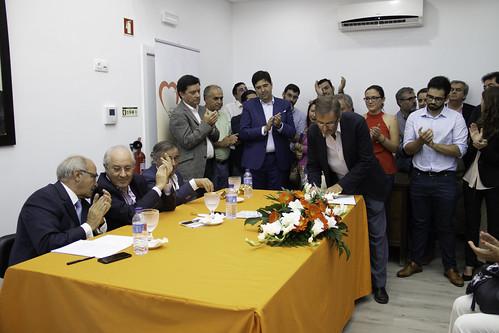 Inauguração da nova sede do PSD e JSD Castelo Branco