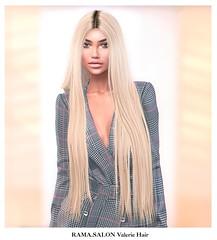 RAMA.SALON - Valerie Hair @Equal10 (Katarina Monk / RAMA) Tags: rama ramagirl ramabitches ramasalon ramahair ramahairstyles ramateam ramaprosk ramaaccessories 3dgirl 3d event equal10 secondlife secondlifehair mesh selfierama people katarinamonk faullon fashionsl fashion fashionsecondlife virtualgirl valerie hairstyles hair3d hair