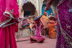 20180227_ZA_Lathmar at Barsana_6 (9) (Zabeeh_India) Tags: holi india lathmaar lathmar mathura uttarpradesh vrindavan zabeehafaque barsana nandgaon brajkiholi festivalsofindia holi2018 mathuraholi vrindavanholi indianfestival colorsofindia festivalofcolors