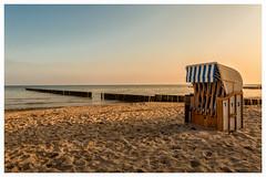 Spätsommer (Hyloo) Tags: nienhagen ostsee strand strandkorb balticsea beach germany mecklenburgvorpommern landschaft meer küste wasser bunen vacation urlaub